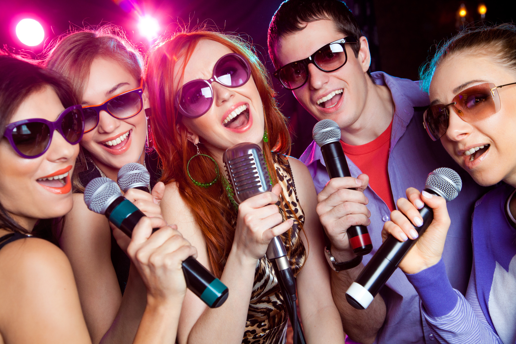 Selin Dion With Your Compagny Vik Karaoke Box